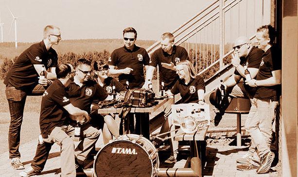 Am Samstagabend, 11.Mai, spielt die Malberger Kirmesband im Festzelt. (Foto: Veranstalter)