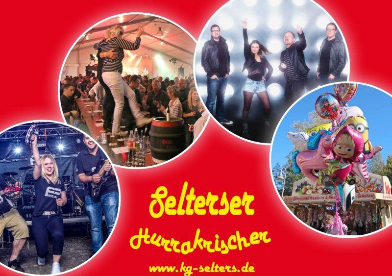 Party pur: Kirmes in Selters vom 18. bis 21. Oktober