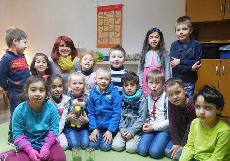 Altenkirchener Vorschulkinder besuchten die Umweltschule
