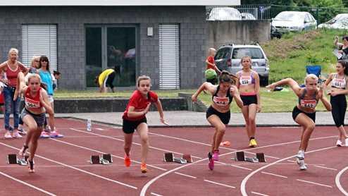 Leichtathletikfest in Dierdorf