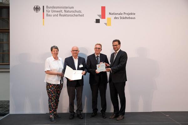"""Sayner Hütte für """"Nationale Projekte des Städtebaus"""" ausgewählt"""