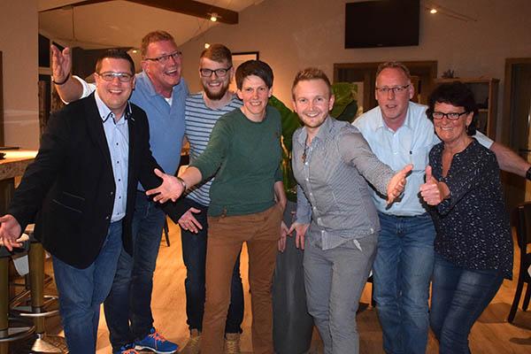 KG Wenter Klaavbröder Windhagen hat neuen Vorstand
