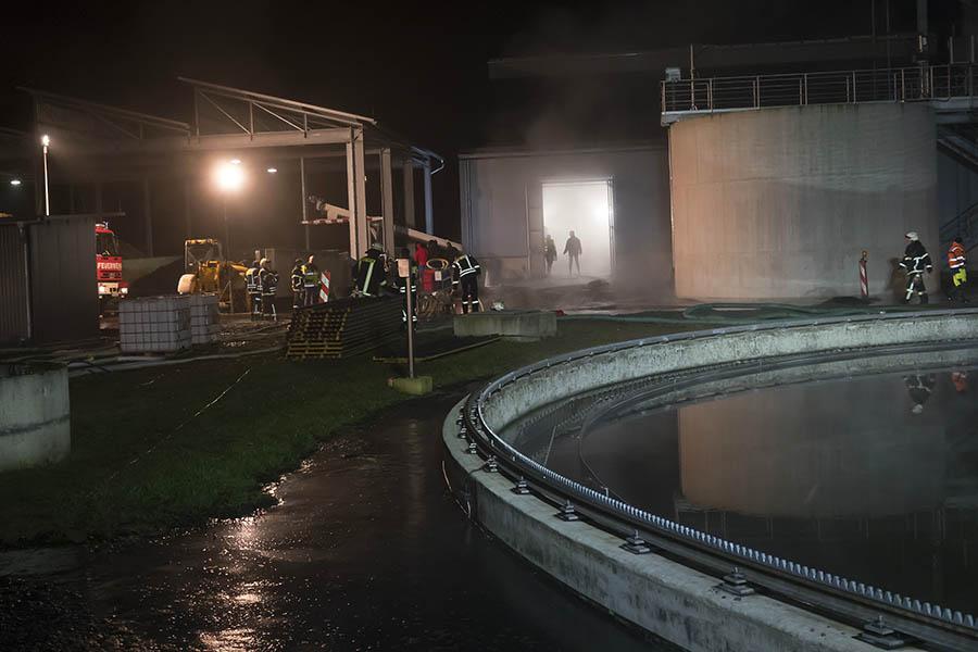 Feuerwehren der VG Dierdorf und Puderbach zweifach gefordert