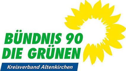 Kreisgr�ne gegen Schlie�ung Haltepunkt Marienthal