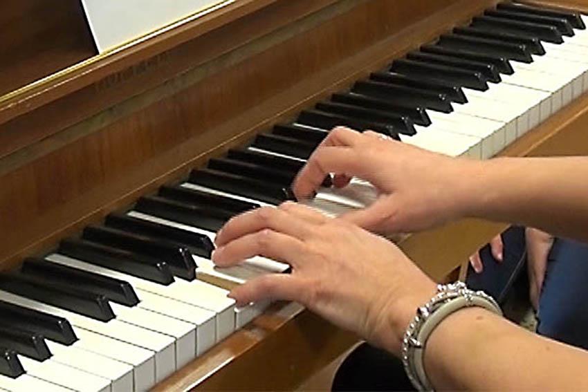 Das Üben am Klavier kann schon einmal nerven. Symbolfoto