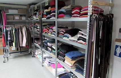 DRK-Kleiderkammer in Altenkirchen wird immer beliebter