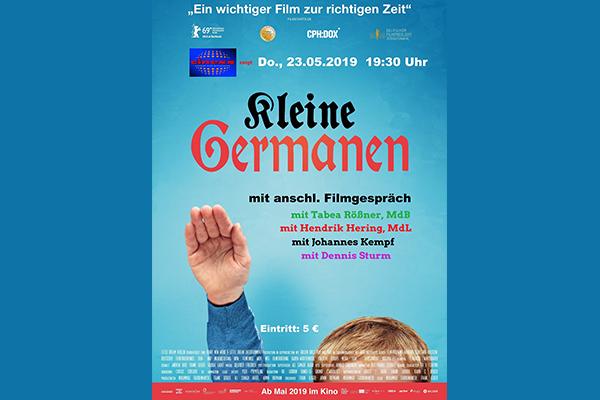 """Die Dokumentation """"Kleine Germanen"""" läuft im Cinexx"""