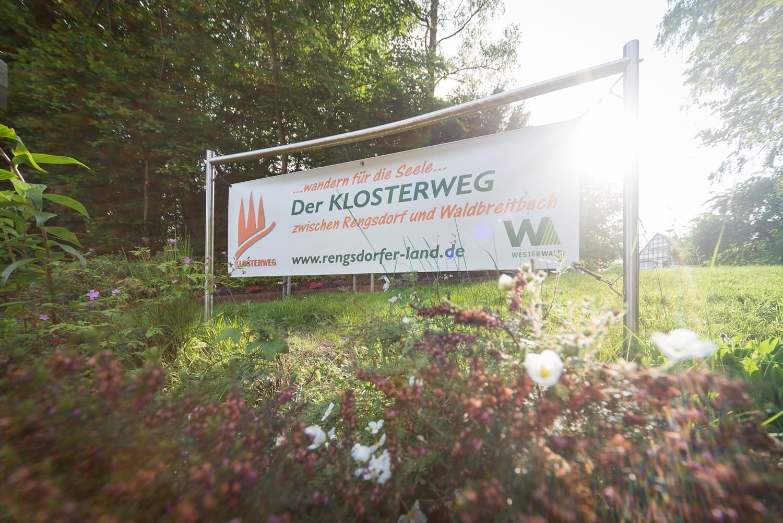 Klosterweg erneut als Premiumweg nachzertifiziert