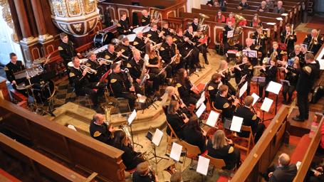 Benefizkonzert der Daadener Knappenkapelle brachte 2.900 Euro
