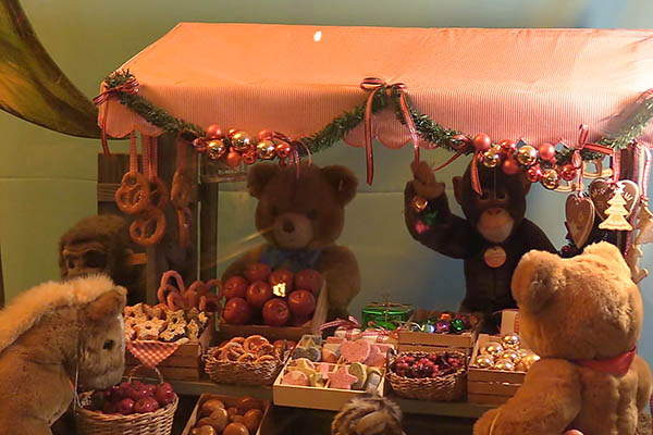 Knuspermarkt verkürzt Wartezeit für Kinder bis Weihnachten