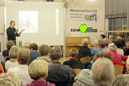 SG Westerwald Gebhardshain bot interessanten Vortrag
