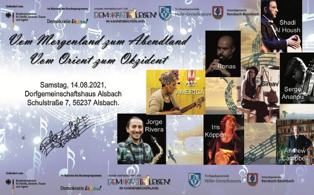 Konzert verbindet Kulturen vom Morgenland zum Abendland