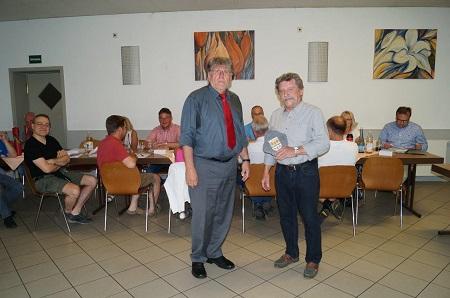 Langjähriges Gemeinderatsmitglied in Caan verabschiedet