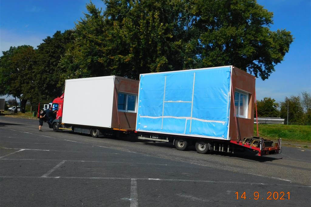 Großraumtransporte auf Rastplatz Montabaur stillgelegt