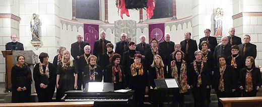 Konzert in Gebhardshain gab Einstimmung auf das Christfest