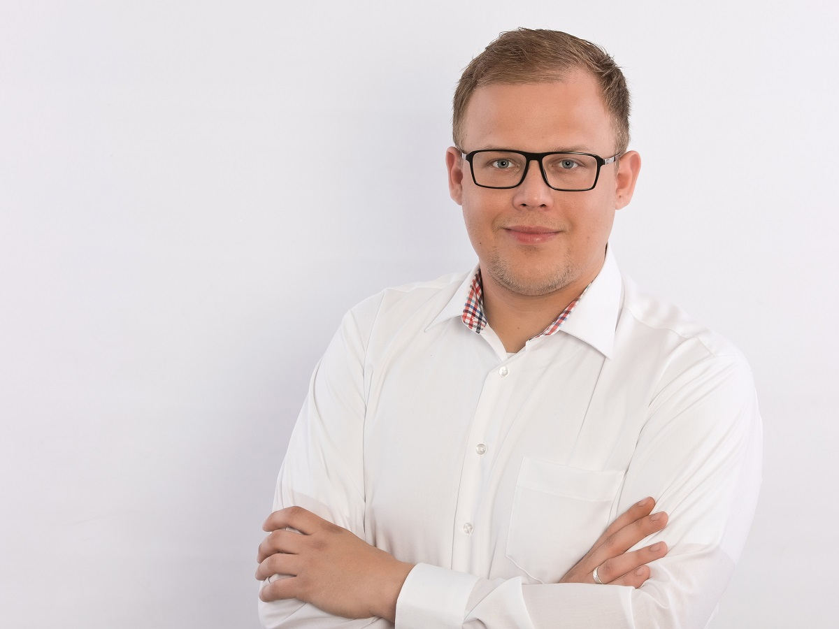 Kandidaten zur Bundestagswahl: Sascha Kraft (Freie Wähler)