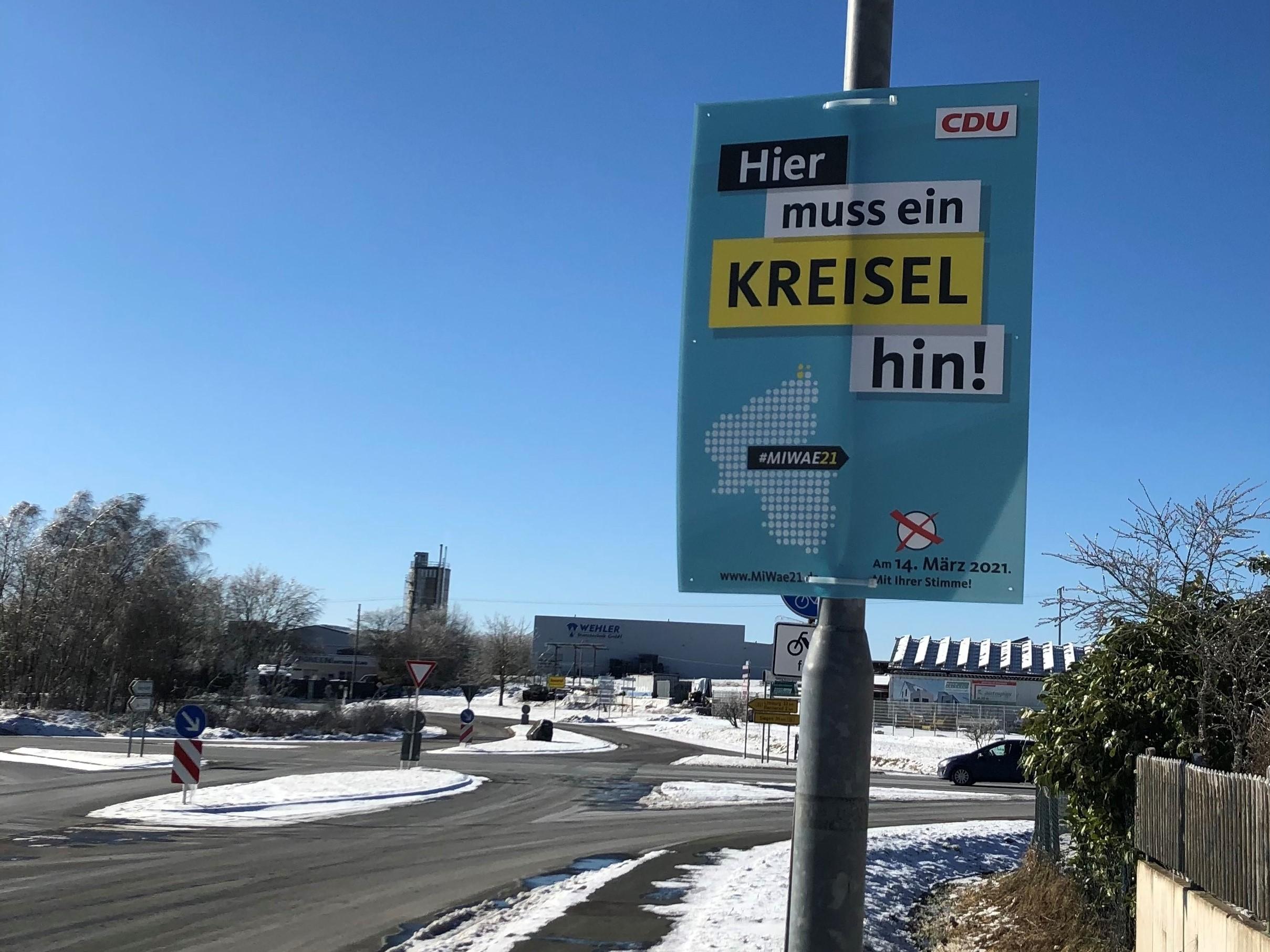 Abgeordneter Wäschenbach besucht Rennerod