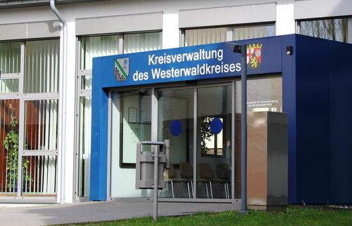 Die Kreisverwaltung in Montabaur hat ab Oktober neue Öffnungszeiten. (Foto: Pressestelle der Kreisverwaltung)