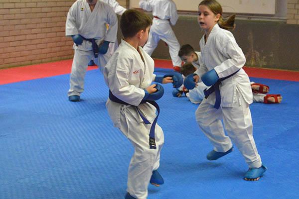 Karate: KSC Karate Team stellt 22 Sportler für Landesauswahl
