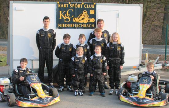 Kart-Sport: KSC Niederfischbach ist ger�stet f�r die neue Saison