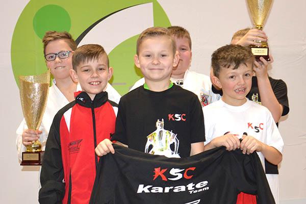 In allen Altersklassen Finale für das KSC Karate Team