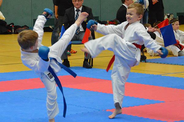 Karate: Holzbachtalcup mit 13 Medaillen für das KSC Team