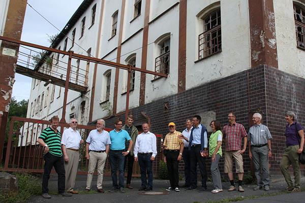 Kühne-Gelände nach Abriss der Ruine zügig für Wohnungsbau nutzen