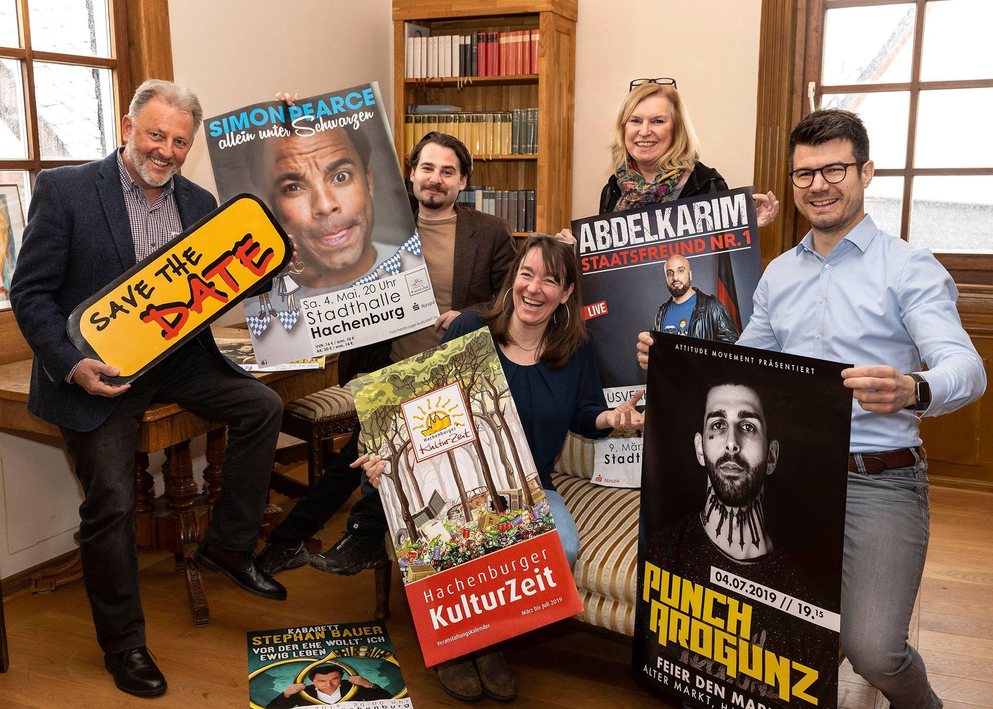 Halbjahresprogramm der Hachenburger Kulturzeit erschienen