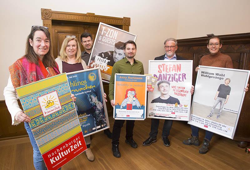 Kulturzeit Hachenburg bietet buntes Programm