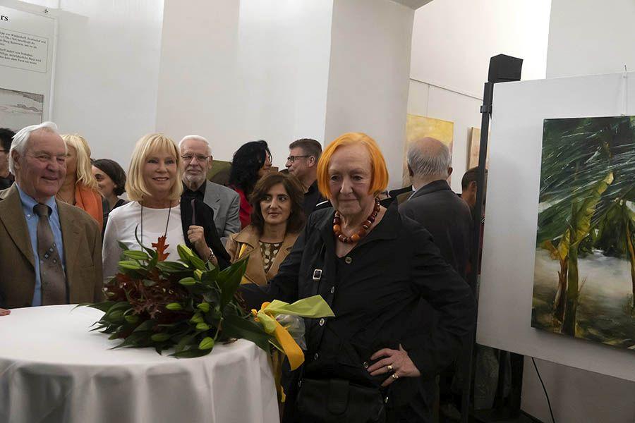 Vielfältige Jahresausstellung Kunstkreis 75 Engers
