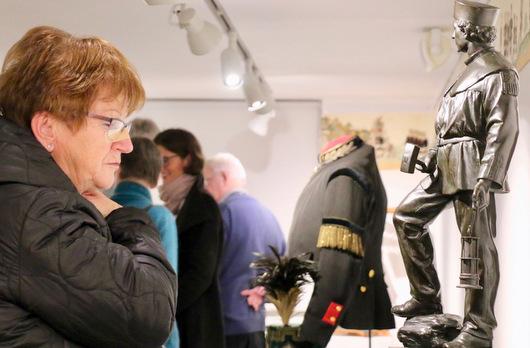 Kunst und Kultur im Bergbau: Ausstellung in Freudenberg