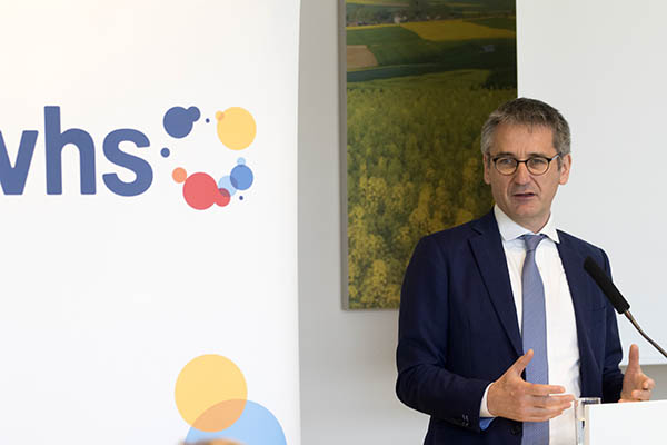 Hering neuer Vorsitzender des VHS-Verbandes Rheinland-Pfalz