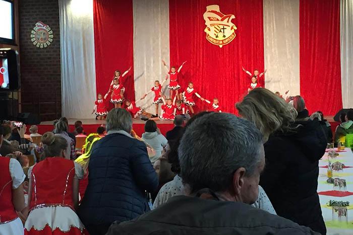 Karnevalsclub Kurtscheid  startete mit Volldampf in die Session