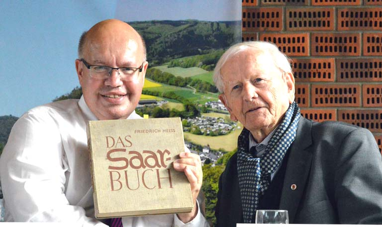 """""""Schwergewicht"""" Dr. Peter Altmaier zu Gast in Kurtscheid"""