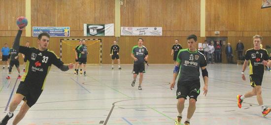 Handball-Landesliga: Wissen und Neustadt teilten die Punkte