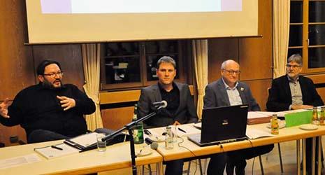 Leaderprojekt Westerwald-Sieg Aktionsgruppe traf sich zur Sitzung