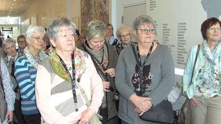 Ausflug der Landfrauen Hamm f�hrte nach Bielefeld