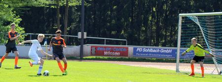 JSG Wisserland: Punkteteilung gegen Langenhahn