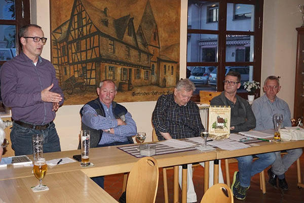 Neues rund ums Ehrenmal auf der Rheinbrohler Ley