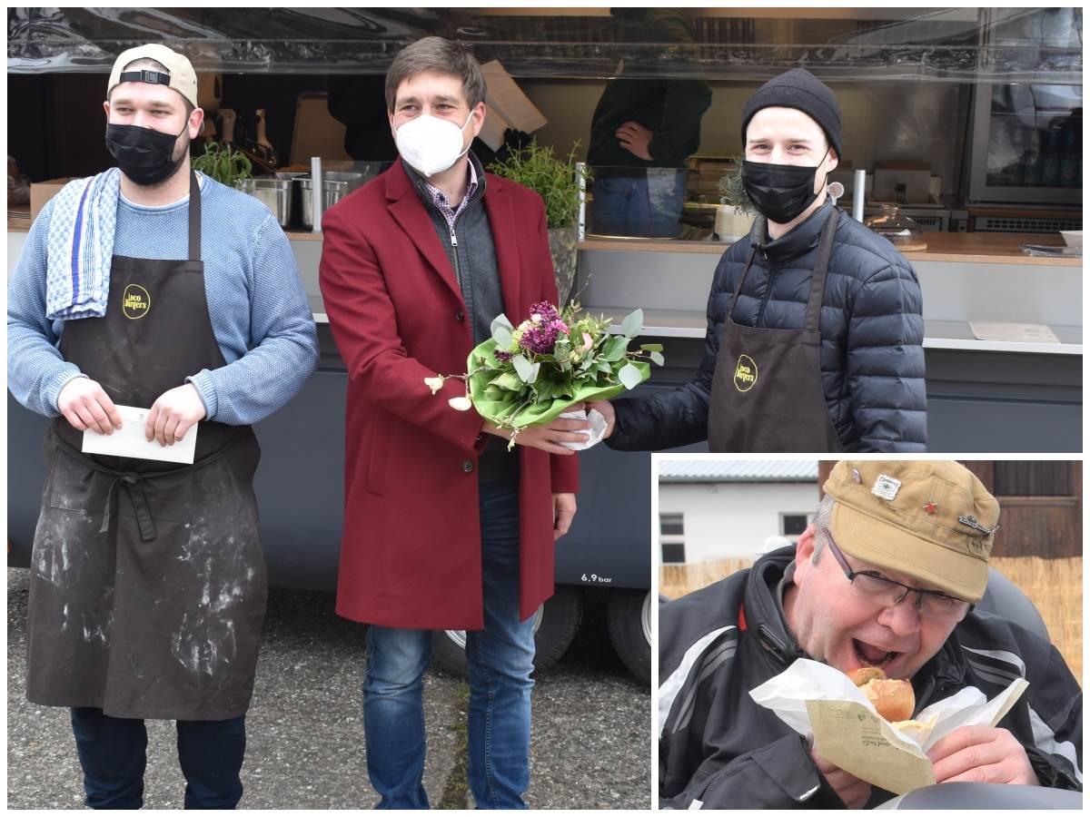 """""""Loco Burgers"""": Altenkirchen hat eine neue Attraktion – aus der Region, für die Region"""