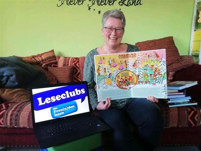 Der Leseclub Alsberg startet neues Online-Angebot