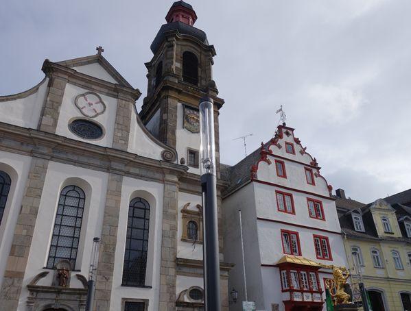 Umrüstung der Straßenbeleuchtung in Hachenburg