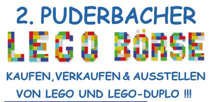 2. Puderbacher Legobörse startet wieder