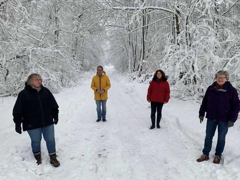 Forstrevier Hachenburg wird geteilt und zum Bildungswald aufgewertet