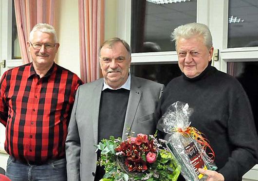 Wiedbachtaler Sportfreunde: Horst Klein ist jetzt Ehrenvorsitzender