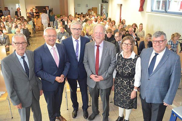 Bernd Lorenz mit großer Feier in Ruhestand verabschiedet