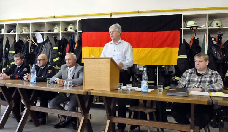 Feuerwehren der VG Bad Hönningen tagten in Leutesdorf