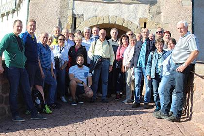 """MGV """"Liederkranz"""" Eichelhardt ging auf Tour nach Th�ringen"""