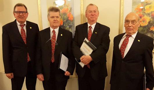 Langjähriges Engagement gewürdigt: MGV Liedertafel ehrt verdiente Sänger