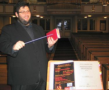 Konzert zum Abschluss des Jubil�umsjahres in Altenkirchen